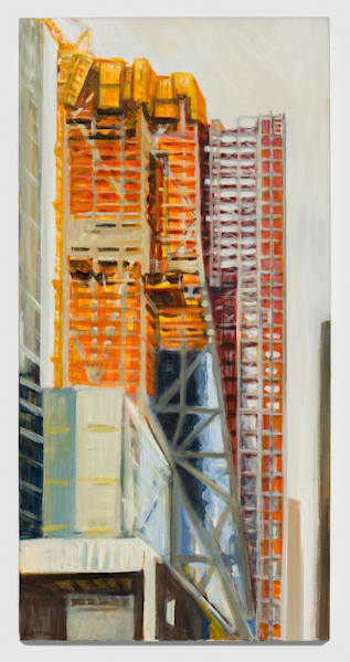 "53W53 from 54th St,  September 2017, 30"" x 15"""