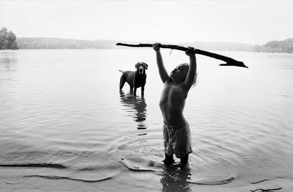 Bombier Laura water warrior