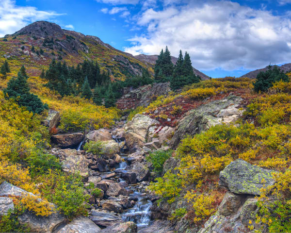 Independence Pass Fine Art Photograph