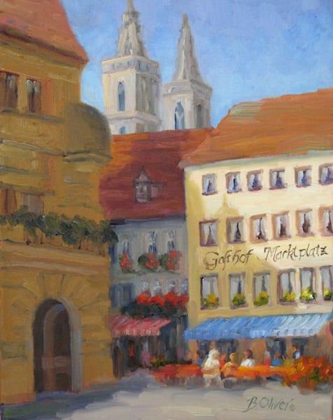 Gasthof Marktplatz - Rothenburg