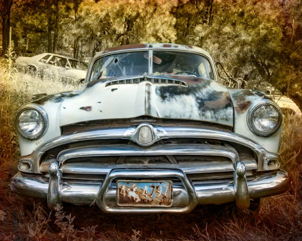 Hudson Hornet Fine Art Photograph