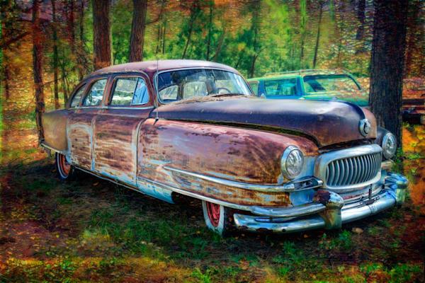 Classic Nash Photographic Photograph