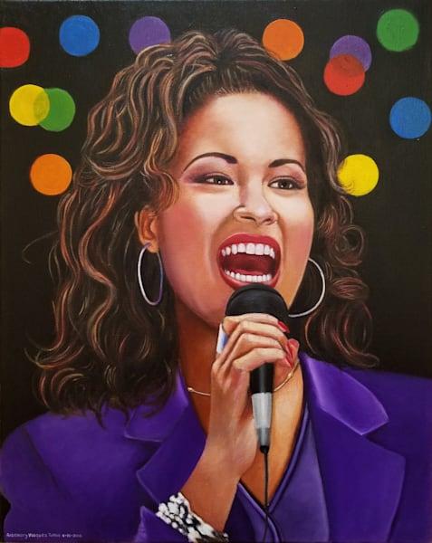 Selena Quintanilla Pérez Art | Vasquez Art