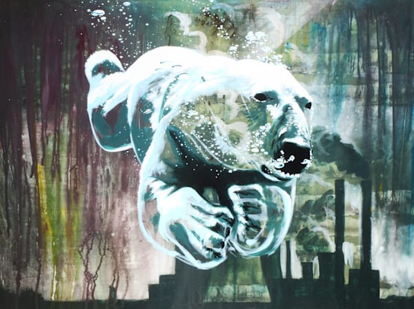 Polar Bear Artwork for Sale