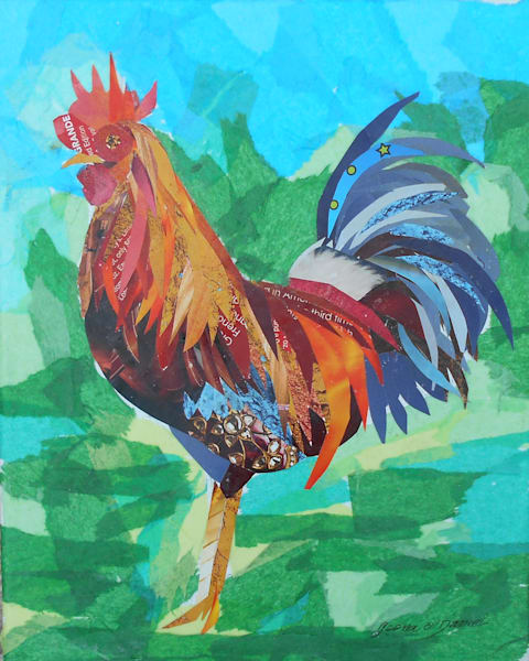 Thomas the Rooster