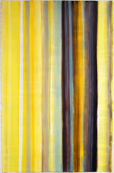 Yellow Morning Art | Caroline Wright Art
