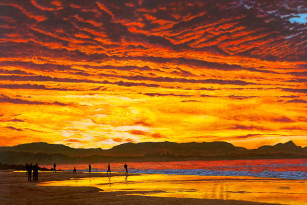 Byron Bay Sunset