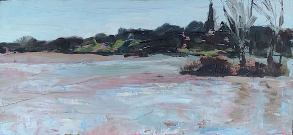 Panoramic Perrysburg Painting