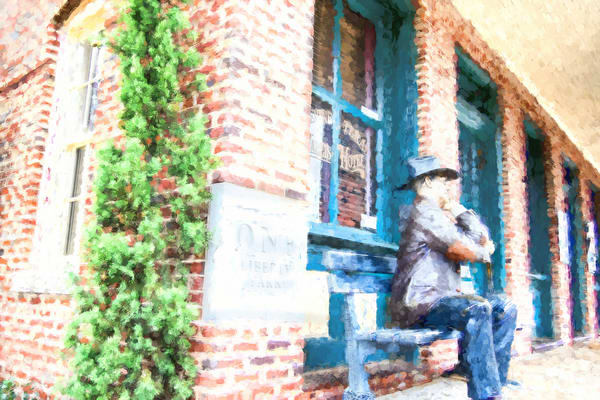 Photographs and Art of Grapevine Texas and Historic Grapevine Texas
