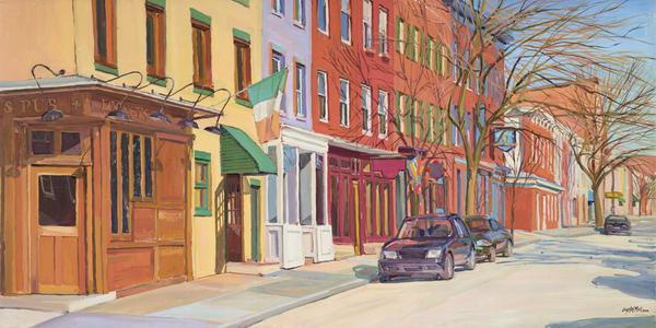 Looney's Pub / Print Art | Crystal Moll Gallery