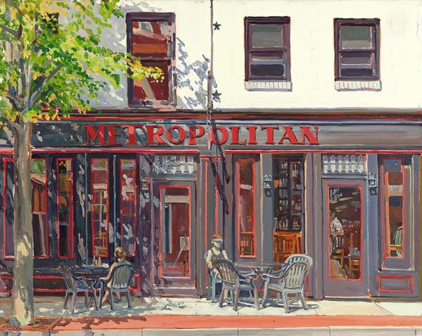 Metropolitan / Print Art | Crystal Moll Gallery