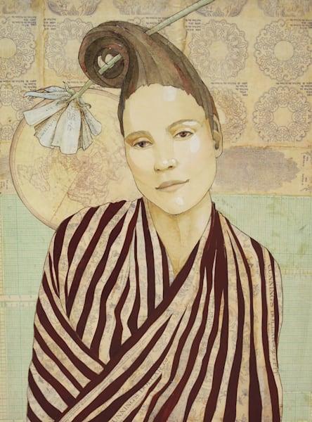 Pathfinder Art | Karen Sikie Paper Mosaic Studio