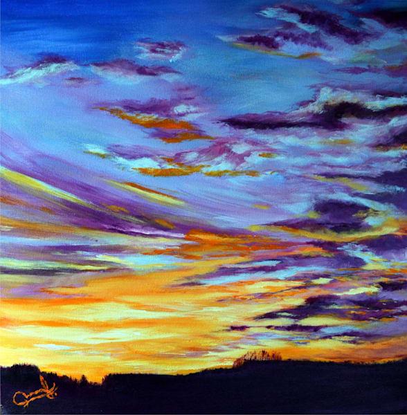 Alberta Skies #3