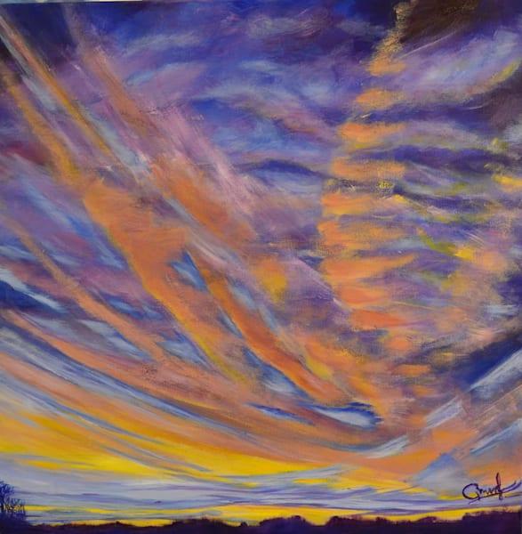 Alberta Skies #6