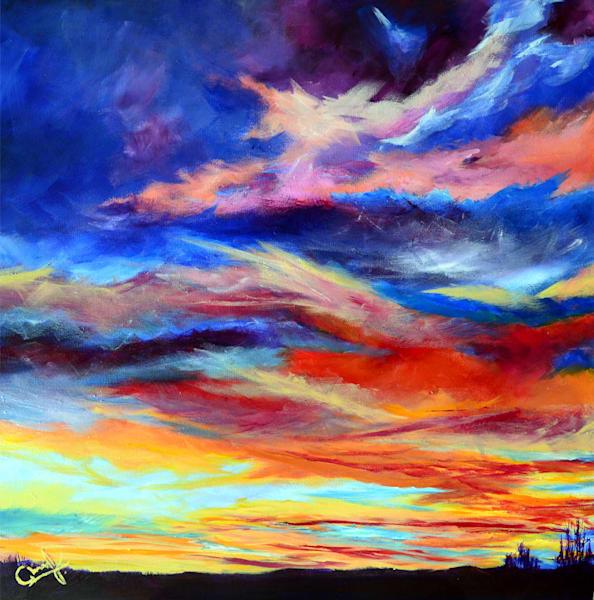 Alberta Skies 8