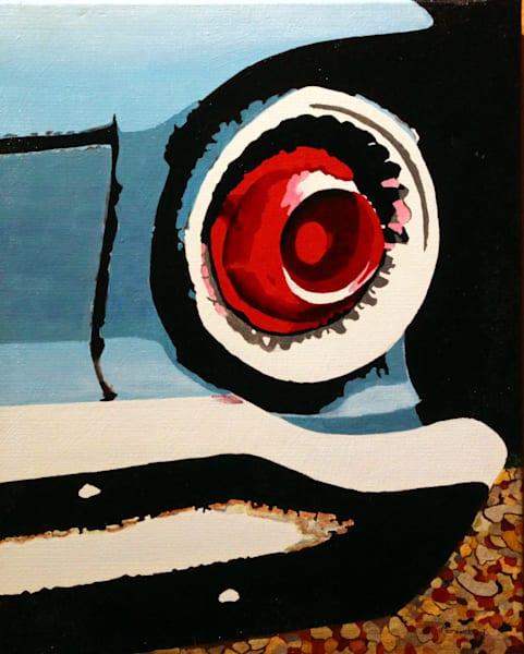 Falcon Acrylic For Sale As Fine Art by Dennis Broockerd