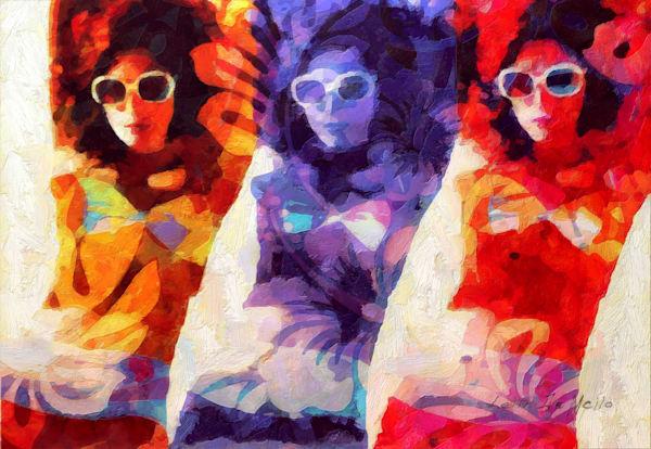 Mod Squad by Lelia DeMello