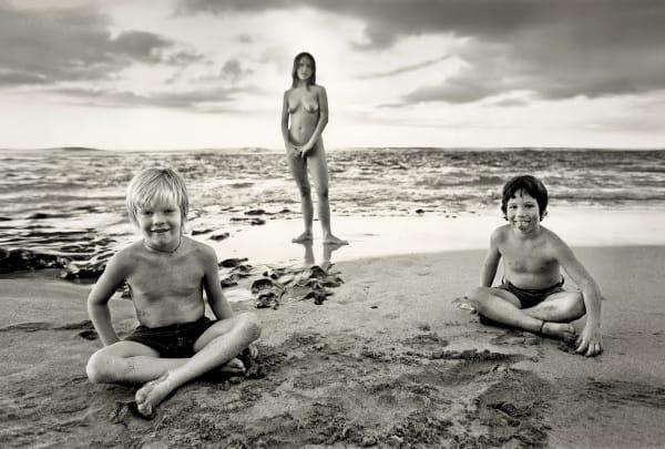 Bok, Jeannie and Gary, 1977