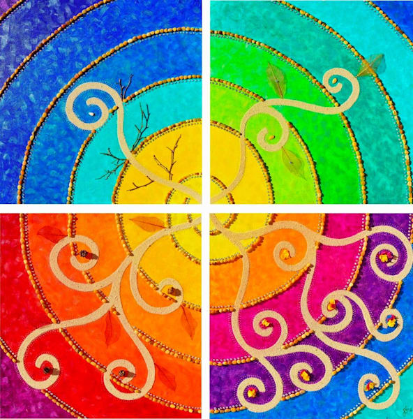 Seasons Art | Jill Lena Ford Art