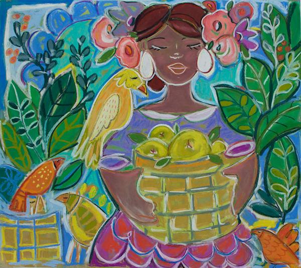 Frida original artwork