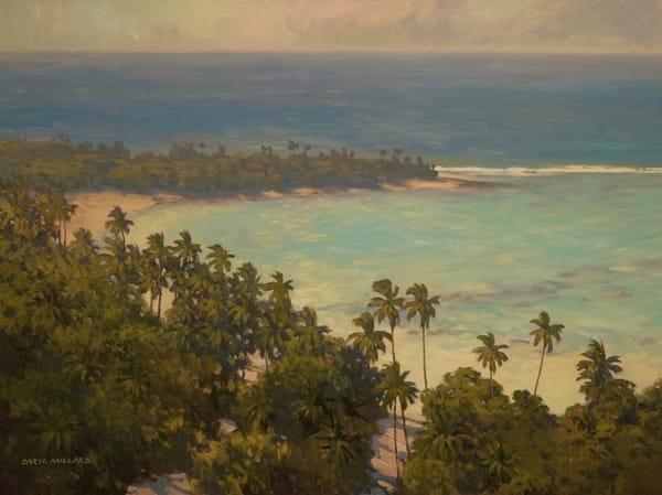 Turquoise Bay Art | Daryl Millard Gallery LLC