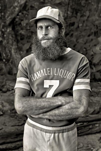 Rosey in uniform, 1977