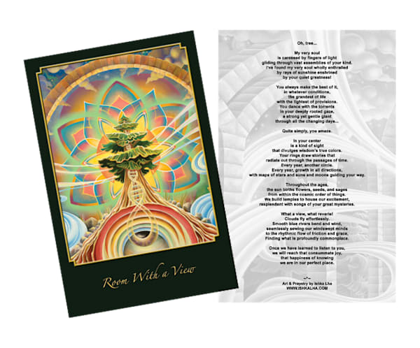 Visionary Altar Cards for Sale - The Art of Ishka Lha