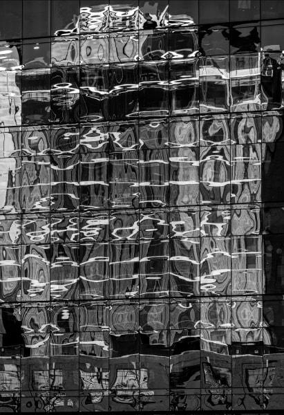 Melting Reflection