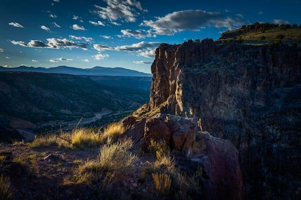 Diablo Canyon, Photography, landscape, new mexico, santa fe, sunset, the grotto