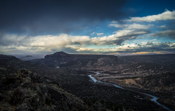 Photography, white rock canyon, landscape, rio grande, new mexico, southwest, white rock overlook, river