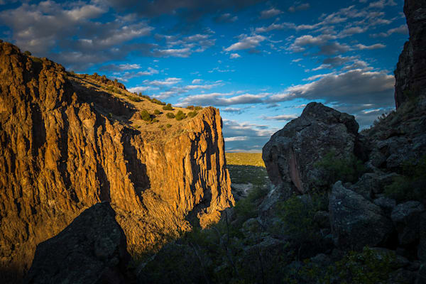 Sunset Diablo Canyon Art | jonathankeeton