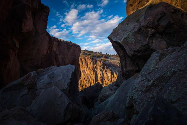Diablo Canyon, Photography, the grotto, new mexico, rocks, landscape, nature, sunset, basalt
