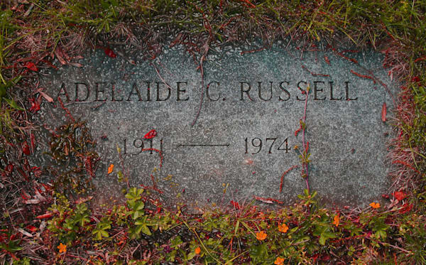 Adelaide C Russell