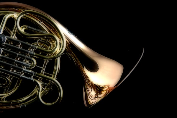 French Horn Fine Art Photographs in Color