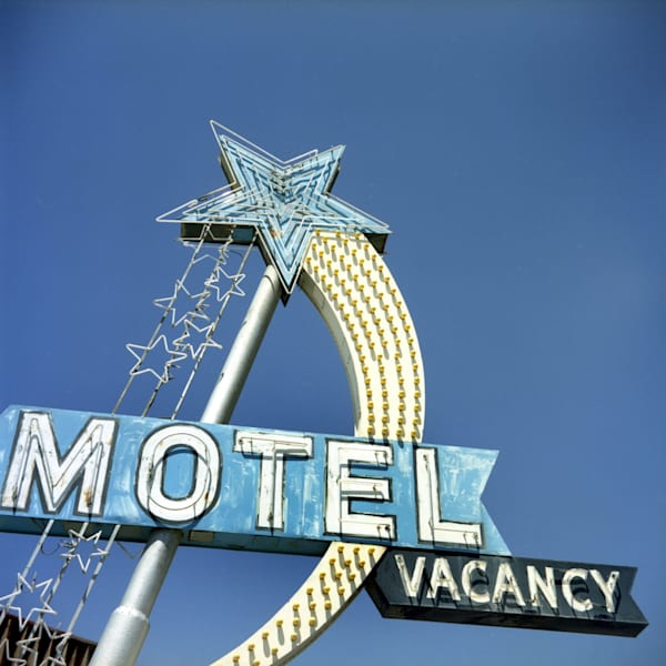 Star Motel Photography Art | Amy Perl Photography