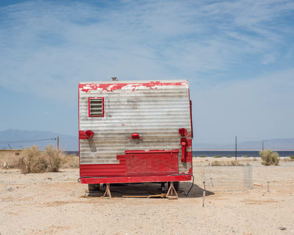 Salton Sea Camper