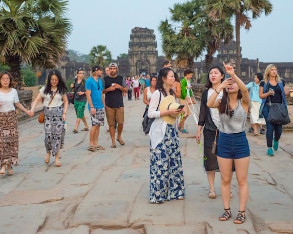 Siem Reap Visitors