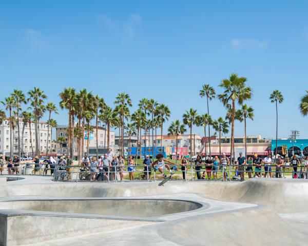 Venice Beach Skate Ramp