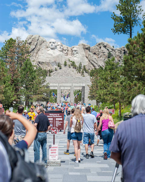 Mt.Rushmore1 2014 30x40 Photography Art   Amy Perl Photography