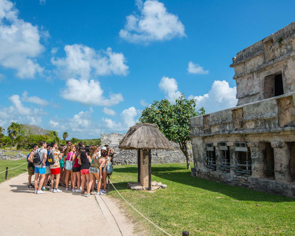 Tulum Teen Tour