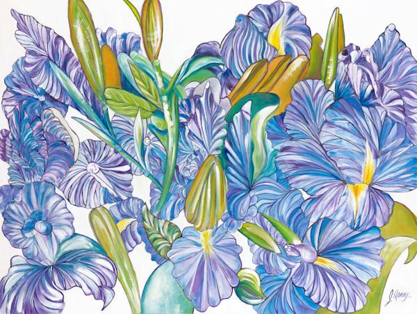 Love of Iris