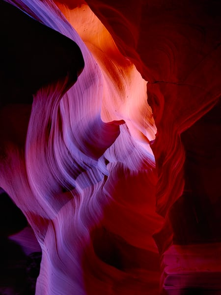 Upper Antelope Canyon Q1061