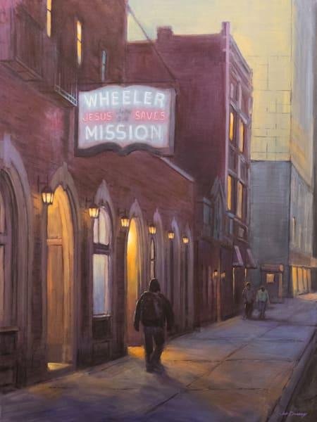Refuge (Wheeler Mission)