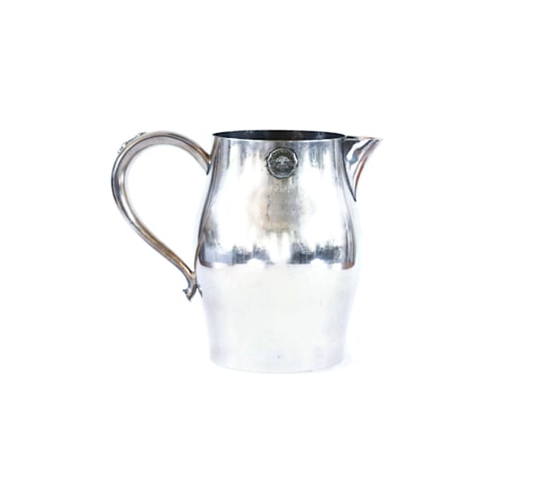 Silverplate Trophy Pitcher