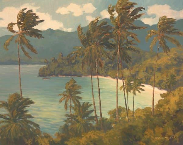 White Sand Beach  Art | Daryl Millard Gallery LLC