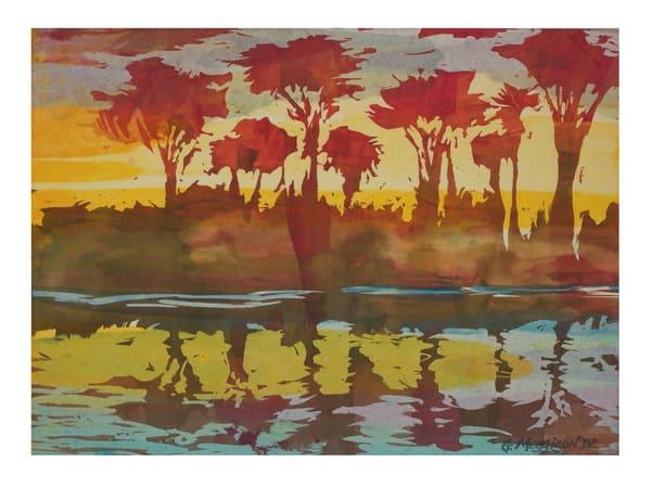 Pine Island Summer | Zen Landscapes | Gordon Meggison IV
