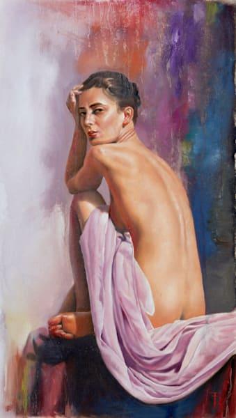 Dya Study Ii Art | Tomasz Rut Fine Art, LLC