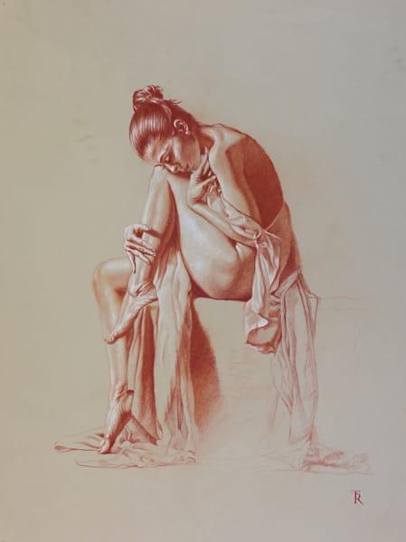 Sepia Study S 26 Art | Tomasz Rut Fine Art, LLC