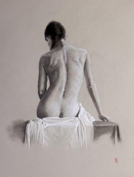 Charcoal Study S 36 Art | Tomasz Rut Fine Art, LLC