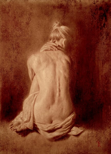 Tomasz Rut Fine Art | Monochromes | Pudice, 20x26